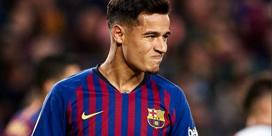 Barcelona Dituding Bohong soal Masa Depan Philippe Coutinho