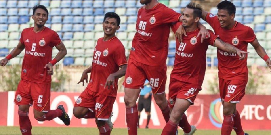 Persija Didenda AFC Gara-gara Insiden di Laga Kontra Ceres Negros