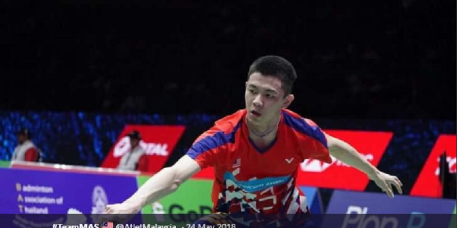 Hadapi Piala Thomas, Lee Chong Wei Percayakan Lee Zii Jia Pimpin Tim Putra