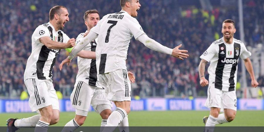 Rating Pemain Juventus Vs Atletico - Ronaldo Bintang, Morata Jeblok