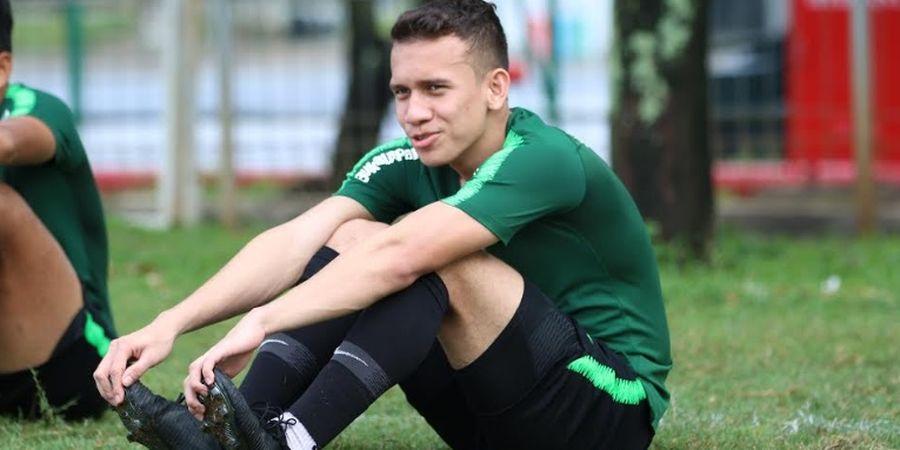 Kata Egy Maulana Vikri Soal Persaingan di Timnas U-23 Indonesia