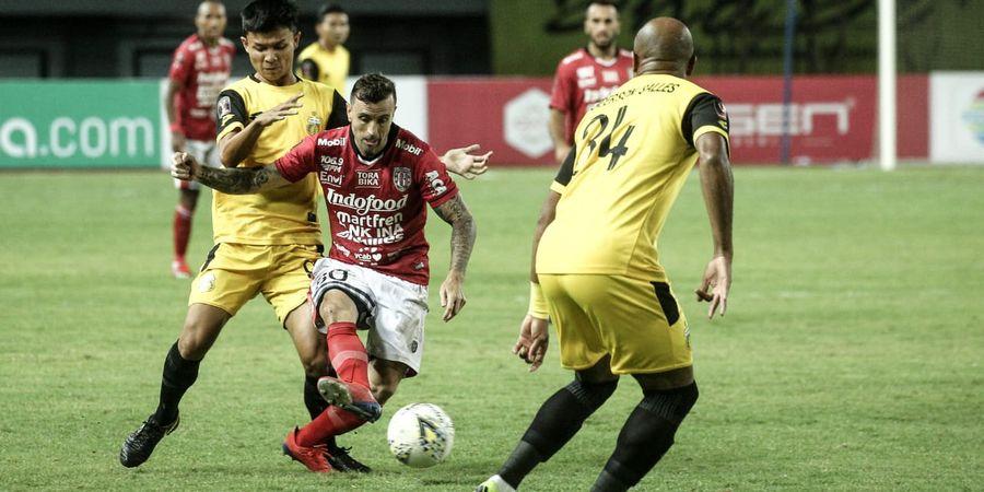 Bali United Vs Semen Padang, Paulo Sergio Harapkan Dukungan Besar Fan