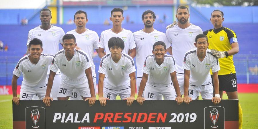 Begini Rapor Empat Pemain Asing Persela di Piala Presiden 2019