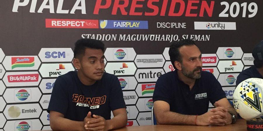 Jelang Hadapi Madura United, Para Pemain Borneo FC Alami Masalah Serius