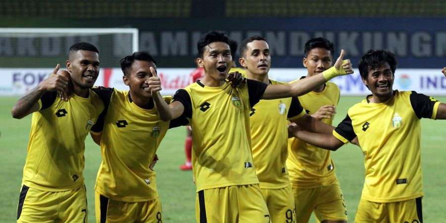 Sempurna di Fase Grup, Alfredo Vera Senang Kekuatan Bhayangkara FC Merata