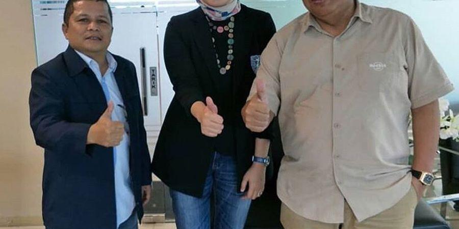 Pengakuan Gede Widiade Tentang Kabar Mengelola Sriwijaya FC