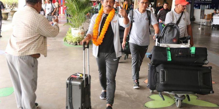 Timnas U-23 Menang Telak, Indra Sjafri Kecewa dengan Bali United