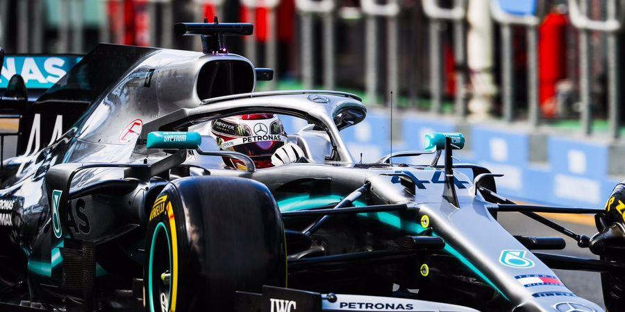 FP1 F1 GP Australia 2019 - Hamilton Tercepat, Duo Ferrari Mengintai