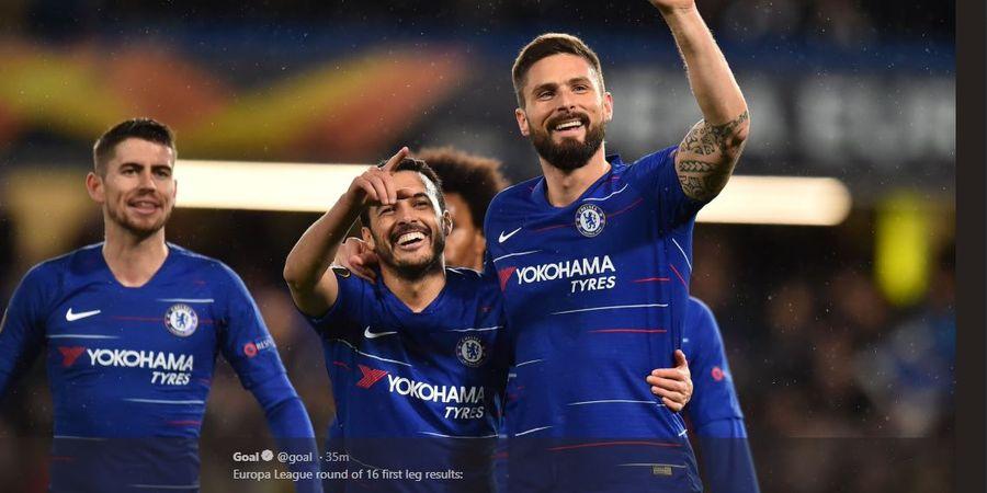 Susunan Pemain Cardiff Vs Chelsea - Line-up Tanpa Kante dan Hazard
