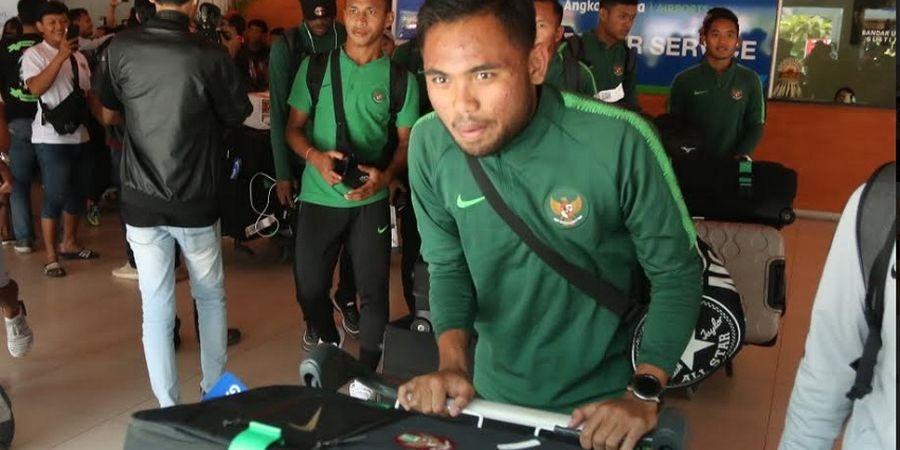 Laga Penting Menanti, Saddil Ramdani Tak Bisa Santai Setelah Membela Timnas Indonesia