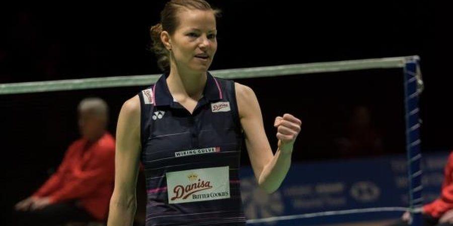Christinna Pedersen Resmi Pensiun Setelah  Perempat Final Swiss Open  2019