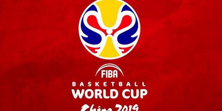 Hasil Undian FIBA World Cup 2019 - Filipina Jadi Wakil Tunggal Asia Tenggara