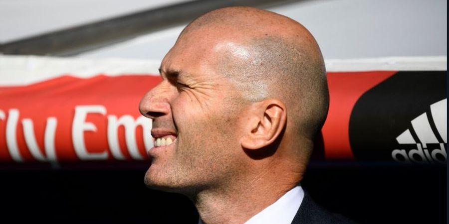 Cepat atau Lambat, Zinedine Zidane Bakal Latih Timnas Prancis
