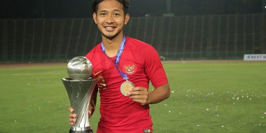 Ini Alasan Mengapa Gian Zola Tak Ikut Timnas U-23 Indonesia TC di Bali