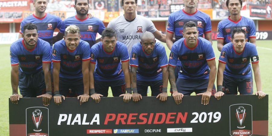 Madura United Resmi Kontrak 3 Pemain Trial di Piala Presiden 2019