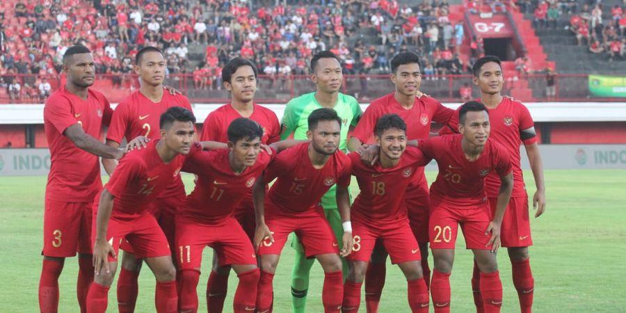 Awali Laga dengan Ofensif, Timnas U-23 Indonesia Tertinggal dari Thailand di Babak Pertama