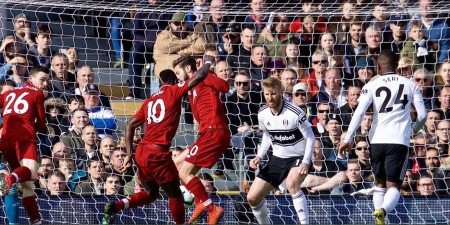 Hasil Liga Inggris - Van Dijk dan Alisson Salah Paham, Liverpool ke Puncak