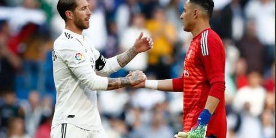 Alumnus Liga Inggris Sarankan Sergio  Ramos Cari Tantangan Baru