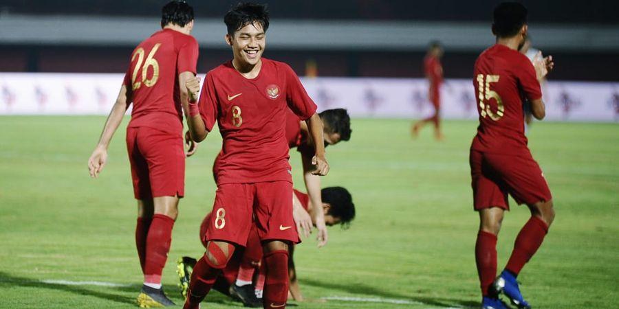 Starting XI Timnas U-23 Indonesia Vs Thailand - Egy dan Saddil Turun Sejak Awal