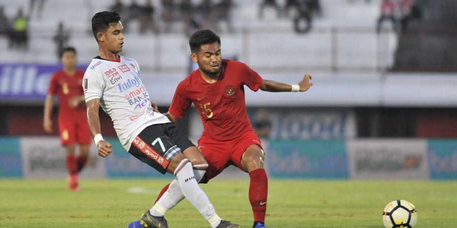 Bali United Simpan Kekuatan untuk Uji Coba kontra Timnas Indonesia