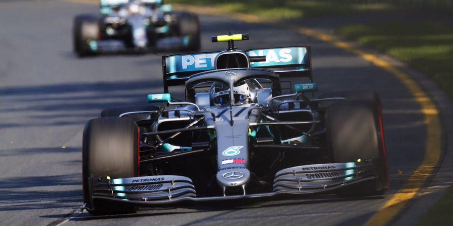 Hasil F1 GP Australia 2019 - Tampil Perkasa, Bottas Finis Pertama