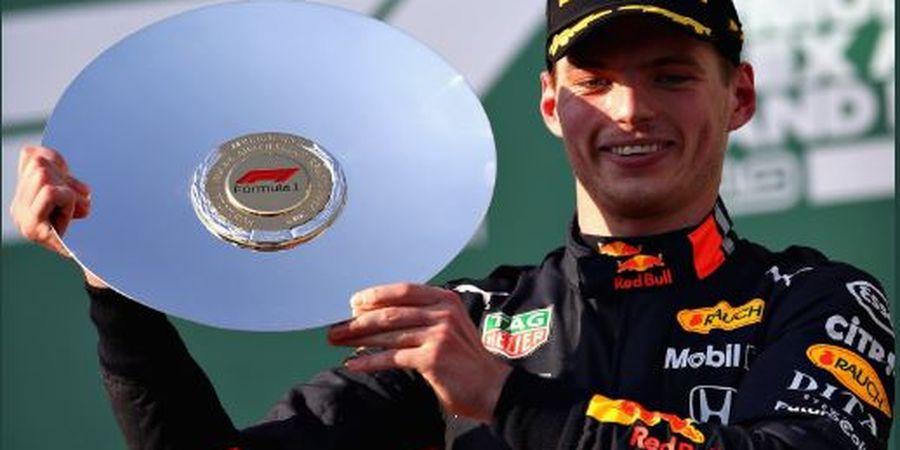 Honda ke Podium Formula 1 untuk Pertama Kali Sejak 2008, Verstappen Banjir Pujian