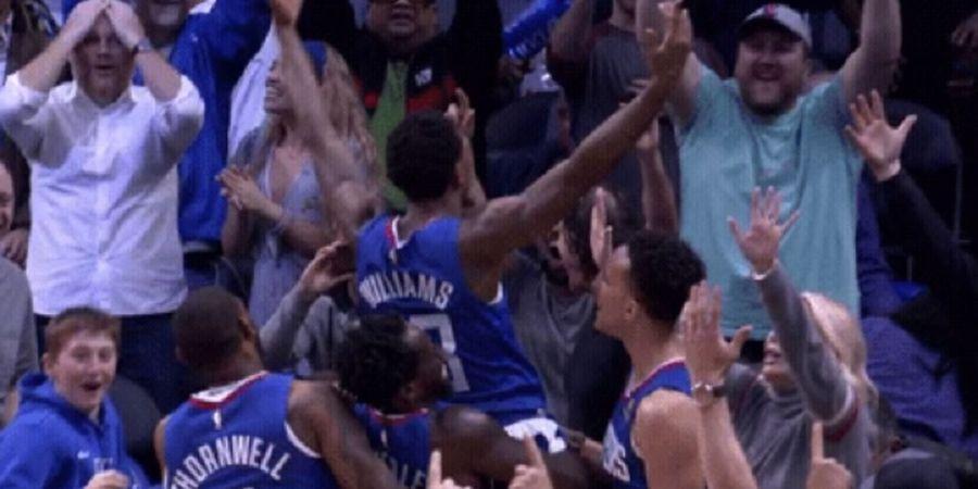 Hasil NBA - Menang Dramatis, LA Clippers Makin Aman di Zona Playoff
