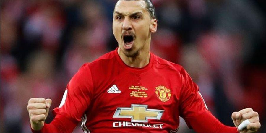 Ibra Pernah Ngamuk di Ruang Ganti Man United, Mourinho Sampai Turun Tangan