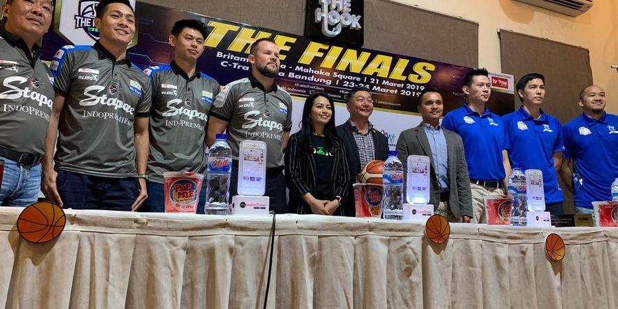 Final IBL Pertamax 2018-2019 Dapat Dukungan Penuh Dua Sponsor