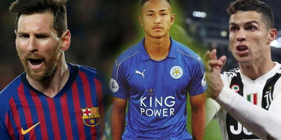 Bakal Hadapi Timnas U-23 Indonesia, Penyerang Terkaya dari Messi dan Ronaldo Ini Bakal Bermain