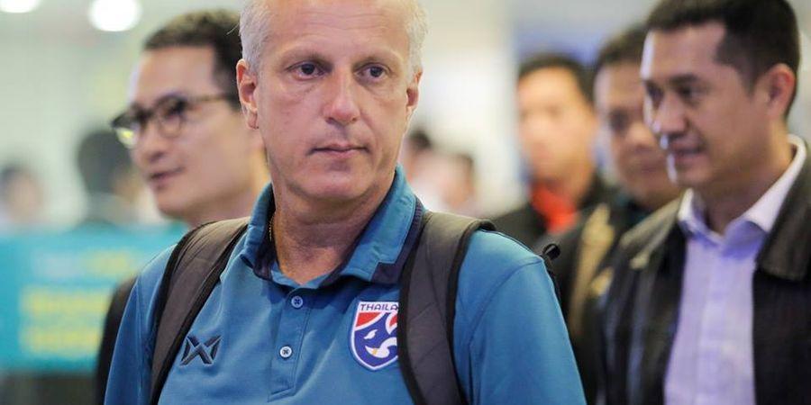 Pelatih Thailand Tak Peduli dengan Timnas U-23 Indonesia