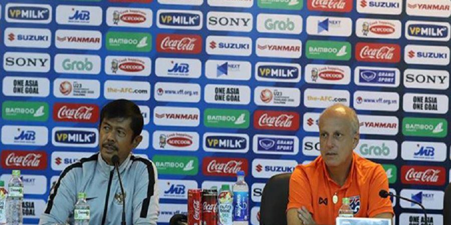 Pernyataan Meyakinkan Pelatih Timnas U-23 Indonesia Indra Sjafri di Depan Pelatih Thailand dan Vietnam