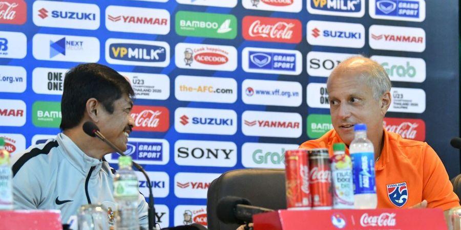 Kualifikasi Piala Asia U-23 - Termasuk Indonesia, Pelatih Thailand Anggap Semua Lawan Kuat