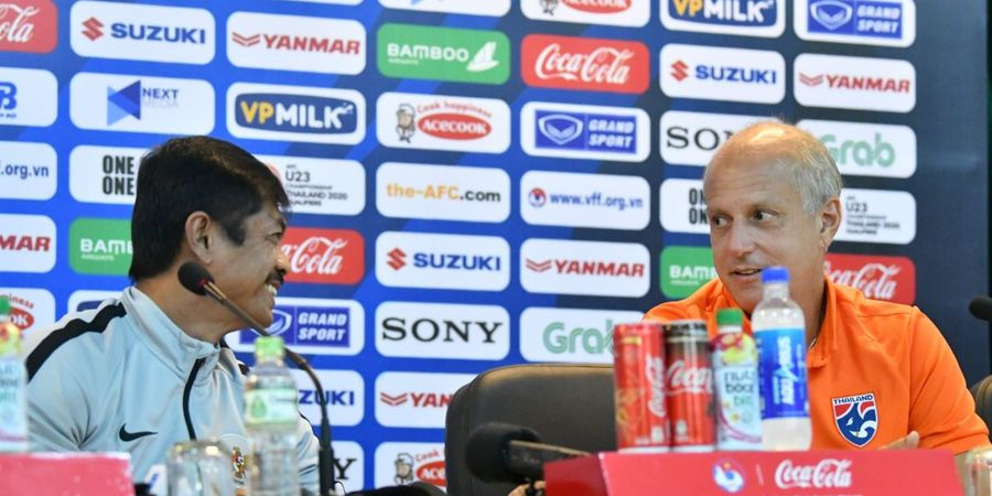Jelang Jumpa Indonesia, Pelatih Timnas U-23 Thailand Dikabarkan Mundur
