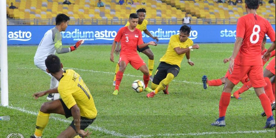Timnas Malaysia Kalah, Media: Ke Mana Taring Harimau Malaya?