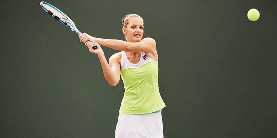 Bersama FILA, Karolina Pliskova Kembali Bertekad Jadi Ratu Tenis Dunia