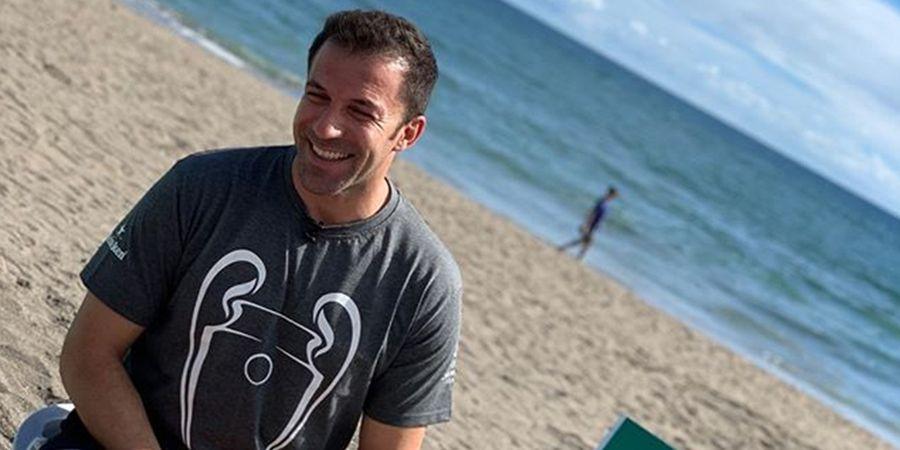 Beredar Rapor Pertama Alessandro Del Piero: Badan Jelek, Otak Jenius
