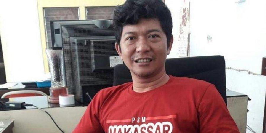 Sekjen Red Gank Bersuara Terkait Gusti Randa Jabat Plt Ketua Umum PSSI