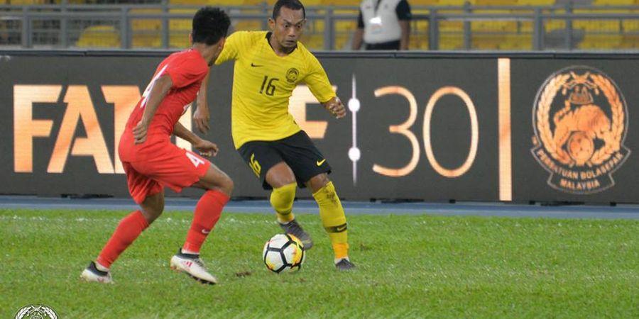 Turnamen Internasional – Timnas Malaysia Tumbang di Depan Ribuan Fan
