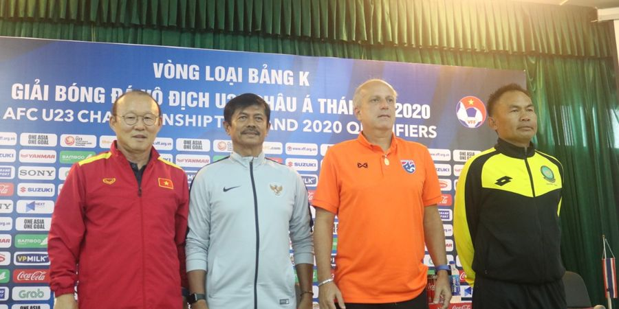 Hadapi Indonesia di Merlion Cup 2019, Timnas U-23 Thailand Diganggu Isu Tidak Sedap