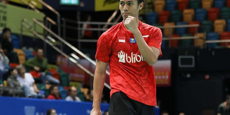 Link Live Streaming Final Russian Open 2019 - Indonesia Berpeluang Raih 3 Gelar Juara