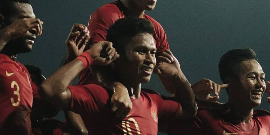 Kondisi Terkini Osvaldo Haay yang Cedera hingga Menerima Tujuh Jahitan