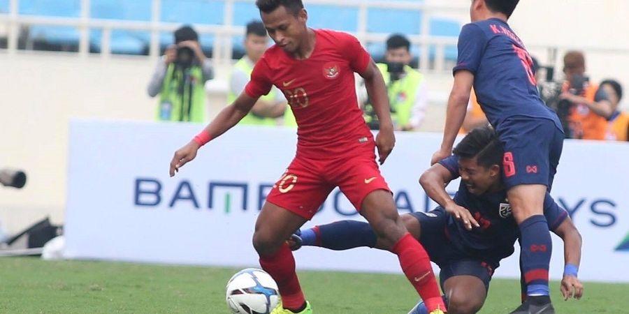 Timnas U-23 Indonesia Digulung Thailand, Awal Pahit Garuda Muda di Kualifikasi Piala Asia U-23 2020