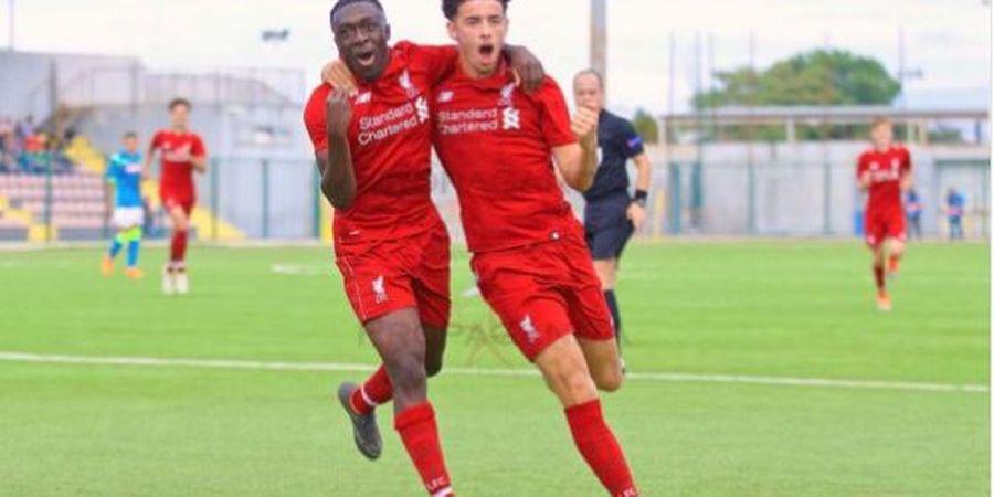 Habis Kontrak, Pemain Liverpool Siap Ramaikan Liga Italia Bareng Lazio