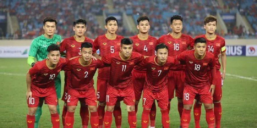 Belajar dari Kegagalan Timnas U-23 Indonesia, Vietnam Enggan Panggil Pemain di Luar Negeri ke Piala Raja 2019