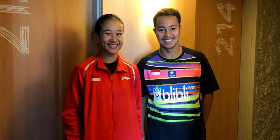Hasil Indonesia Masters 2019 - Rehan/Lisa Kalah pada Semifinal