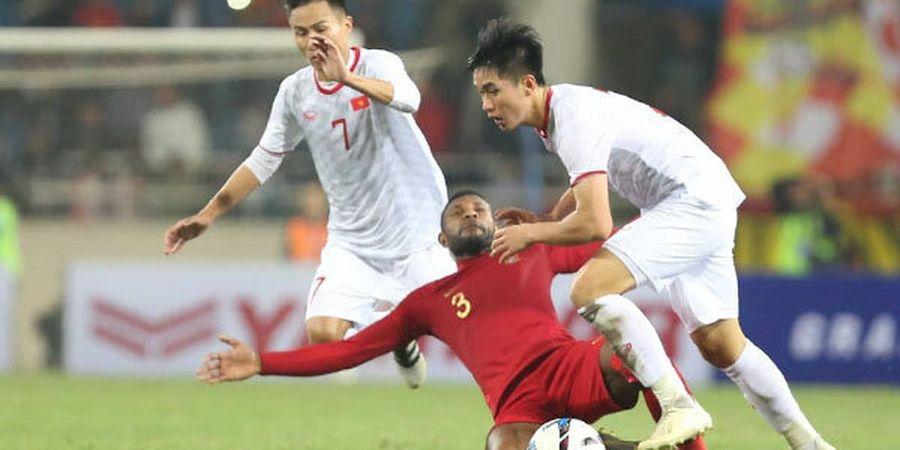 Kiper Timnas U-23 Vietnam Disebut Sempat Panik Dikejar Marinus Wanewar