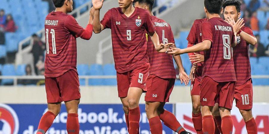 Klasemen Grup K Kualifikasi Piala Asia U-23 2020, Thailand Kokoh di Puncak