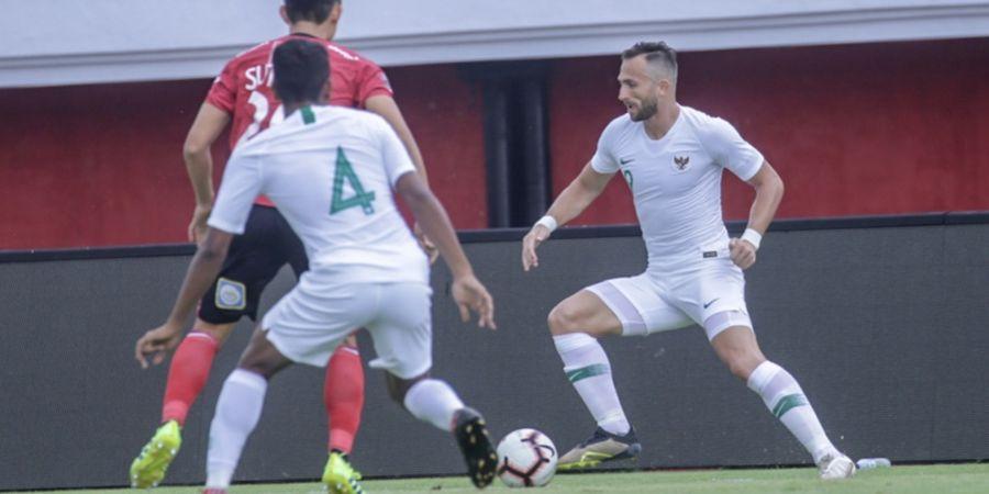 Satu Striker Dipanggil, Sudah 3 Penyerang Naturalisasi Perkuat Timnas Indonesia di Kualifikasi Piala Dunia 2022