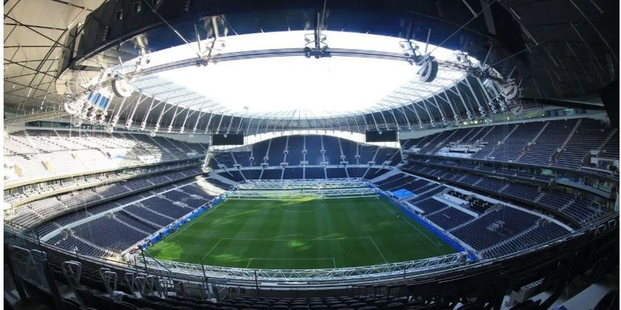 Markas Baru Tottenham, Punya Tribune Raksasa Melebihi Kapasitas Stadion Liga Inggris